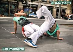 spectacle-de-capoeira-paris-danseurs-bresil-puma-soiree (Association Jogaki Capoeira Paris) Tags: paris sport capoeira danse du animation puma monde coupe brsil spectacle 2014 danseurs evenementiel jogaki