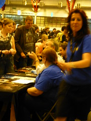 LFCC July 2014 (MUSEingJoshuaTree) Tags: london film comic cosplay head july anthony con 2014 lfcc