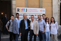"Riccardo Luna, the Professor Prattichizzo and SIRSLab Group • <a style=""font-size:0.8em;"" href=""http://www.flickr.com/photos/95191479@N02/14503901822/"" target=""_blank"">View on Flickr</a>"