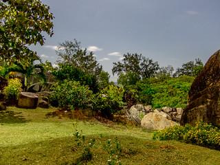 Jardin Marron, Praslin
