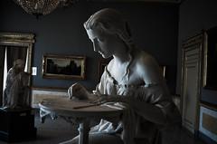 Fanciulla di marmo (Explore) (Loris Rizzi) Tags: sculpture museum milano museo scultura spertini absolutegoldenmasterpiece