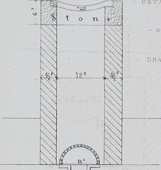 "Image from page 300 of ""Railway practice. A collection of working plans and practical details of construction in the public works of the most celebrated engineers ... on the several railways, canals, and other public works throughout the kingdom; as the L"