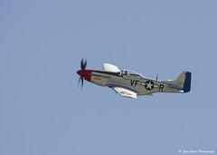 North American P-51 Mustang (jbwolffiv) Tags: mustang p51 midatlanticairmuseum