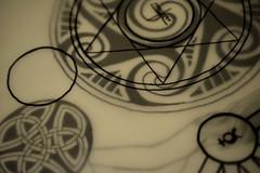 Sephiroth/Chaldean/Celtic (Jaaaaaaammmmmesssss) Tags: macro art nature illustration nikon symbol drawing micro celtic 40mm nikkor afs glyph esoteric dx sephiroth ancientart theosophy f28g chaldean d7100