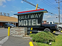Beltway Motel sign (SchuminWeb) Tags: county signs building sign june guests vintage buildings hotel 1 us washington md highway neon boulevard ben lodging web letters maryland motel baltimore route signage letter arbutus hotels lettering guest tubing signing channel blvd motels lansdowne beltway 2014 beltwaymotel schumin schuminweb