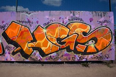 arabia_170714 (1) (Helsinki street art office Supafly) Tags: color art graffiti helsinki colorful spray arabia hel graffitiart arabianranta street graffitiwall art katutaide supafly graffitistreetart kaupunkitaide kaupunkikulttuuri nuorisoasiainkeskus katutaidesein