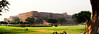 AGRA - Rajasthan - Inde (Michel Delfeld) Tags: voyage panorama architecture agra jaipur rajasthan smugmug inde panoramique fortrouge templeduvent