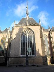 Deventer Lebuinuskerk transept (Arthur-A) Tags: church netherlands nederland kirche kerk eglise protestant deventer lebuinus