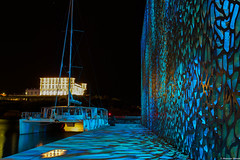 l'arrière boutique (Mansour Menad) Tags: mer night marseille bateaux musee palais nuit pharo canonef24105mmf4l mucem canon7d
