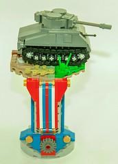 Best Vehicle (SEdmison) Tags: california lego military battle vehicle trophy bbtb bricksbythebay bestvehicle bbtb2014 bricksbythebay2014