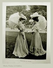 Les Modes 1904-08 (modesperdues.blog) Tags: art history fashion les de la blog des belle histoire nouveau mode et 1904 08 modes recherche epoque oublies edwardians perdues