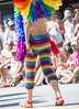"""Vancouver Pride Parade 2014 - 0140 (gherringer) Tags: summer music canada vancouver fun happy bc pride parade colourful vanpride """"west rainbowpants end"""""""