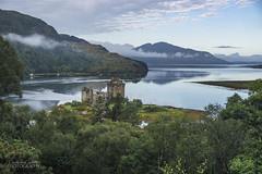 Eilean Donan Castle (ChrisKirbyCapturePhotography) Tags: eileandonancastle castle nwhighlands scotland serenity beauty