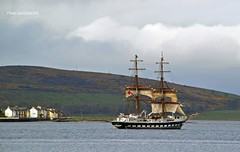 Stavros S Niarchos (Zak355) Tags: stavrossniarchos tallship ship boat vessel bute pirateship rothesay shipping riverclyde isleofbute scotland scottish masts sails