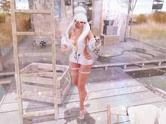 ~Minogue~ (нчρпσκυн aka Nessie Ryan) Tags: {vision} sf black bantam re twhore cx eastudio reign arcade event events arise stardust maitreya swallow catwa bento ph