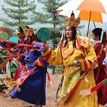 RinchenTsokleyFirePujaCham4
