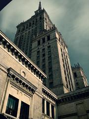 Warsaw: Palace of Culture and Science (marco_albcs) Tags: monumental warszava architecture palace skyscrapper skyscraper rascacielos arranhaceus varsóvia stalinist artdeco poland polónia levrudnev travel monument