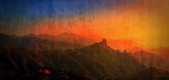 Riscales los de Tejeda. Gran Canaria (☮ Montse;-))) Tags: tejeda grancanaria islascanarias canaryislands montañas riscos parador