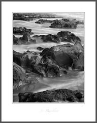 """Layered"" - Gunwalloe, Cornwall (Joe Rainbow) Tags: film landscape mono monochrome ilfordfp4plus mamiyarz67proii cornwall filmisnnotdead hc110 beach sea water motion nature natural"