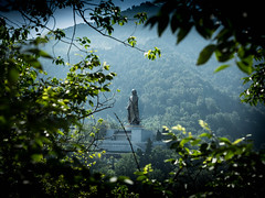 On the trail of LaoTse, Tao Te-King, China (CHI@B) Tags: zhongnanshan louguantai taoteking laotse spiritofphotography china tao taoism daoism