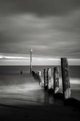 Beach B&W (jonbawden50) Tags: teignmouth beach long exposure devon