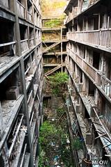 Gunkanjima: Apartments (gdgatextures) Tags: abandoned apartment gunkanjima haikyo japan japanese kyushu nagasaki onsale ruin urbanexploration urbex