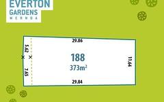 Lot 188, Everton Drive, Mernda VIC