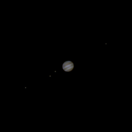 Jupiter & Moons [2017.03.23]