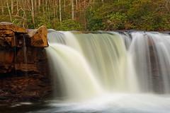 High Falls: Interlooking (Shahid Durrani) Tags: high falls monongahela national forest cheat river west virginia