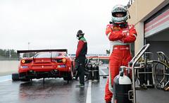 Spirit of Race Ferrari 488 GT3 (Y7Photograφ) Tags: spirit race ferrari 488 gt3 motoaki ishikawa gt open winter series 2017 nikon d3200 motorsport cars racing