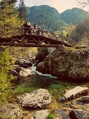 Πριόνια Όλυμπος (avasiliadis) Tags: greece mountain nature brigde olympus macedoniagreece makedonia timeless macedonian