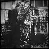 From the walk (aixcracker) Tags: porvoo borgå suomi finland europe europa eurooppa iphone 5s spring fruhling vår kevät black white svartvit mustavalkoinen monochrone grafiti