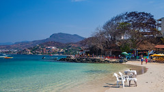 Playa las Gatas 1 (kensparksphoto) Tags: zihuatanejo zihua beach las gatas playa mexico tropical