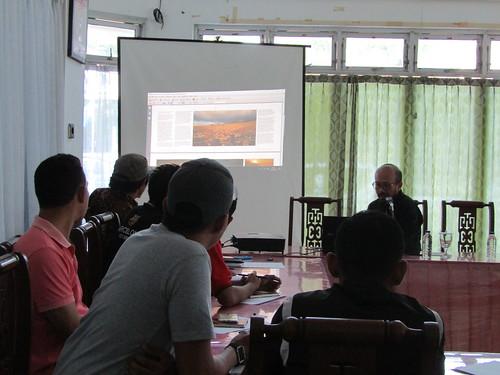 Pelatihan Pemandu Wisata dan Pemimpin Perjalanan Tingkat Pemula_Waingapu_22-28 Maret 2017_Yayasan BaKTI (5)