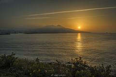 Otro día más, otro día menos. (picscarpemi) Tags: atardecer ceuta landscape naturaleza paisaje rinconesdeceuta seascape sunset comunidadespañola