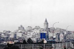 Istanbul - Galata from Eminönü (jrozwado) Tags: europe turkey istanbul galata tower kule eminönü türkiye