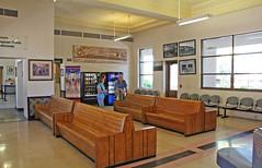Tucson Station Waiting Room (craigsanders429) Tags: depot amtrak amtrakstations tucsonarizona tucson arizona station railroadstation trainstation tucsonamtrakstation waitingroom restoredrailroadstations