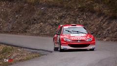 Peugeot 206 WRC - DeMeyer (tomasm06) Tags: peugeot206wrc rallye paysdegrasse sport sportauto paca