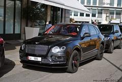 Bentley Bentayga - Qatar (Helvetics_VS) Tags: licenseplate qatar sportcars bentley bentayga
