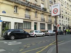 zona 30 (6) (Infra Sindikatbiciklista) Tags: pariz protusmjer zona30