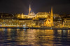 D6C_0599-HDR.jpg (scicali) Tags: hdr budapest ungheria hu fishermans bastion bastione pescatore skyline night fiume acqua tower