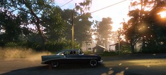 Good Evening New Bordeaux / Mafia III (Den7on) Tags: mafia iii 3 good evening new bordeaux hangar 13 2k czech lights road outdoor orleans country style
