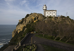 Getaria lighthouse (Mikhail Serbin) Tags: alt getaria lighthouse basque маяк ocean spain atlantic