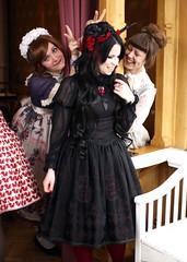 miitti15.jpg (Illves) Tags: lolita gothiclolita egl meetup finnishlolita classic ouji