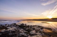 """"""" Sunrice Scheveningen """" #Nordsee Holland# (Kalbonsai) Tags: nordsee scheveningen waterscape sunrice nikon d5100 1685mm holland light color naturshot outdoorphotography"""