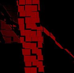 _2010.11.03 - 461-5-2-R. Berlín (M.Judío, ARQ.Libeskind). (David Velasco.) Tags: abstracto cuadrado arquitectura berlín rojo negro