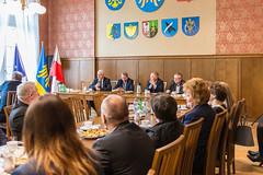 Spotkanie z samorządowcami z Subregionu Zachodniego
