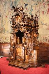 Konfesjonał (magro_kr) Tags: bergamo włochy wlochy italy italia lombardia lombardy kościół kosciol świątynia swiatynia cathedral church temple