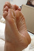 IMG_0408ed2 (thermosome) Tags: foot feet mature soles wrinkled milf