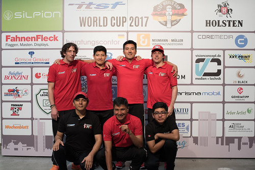 Team Peru Men D2